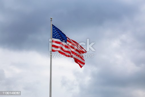 istock American Flag 1130149282