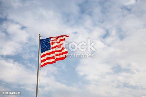 istock American Flag 1130149303