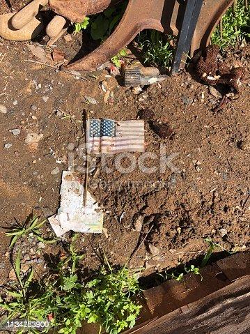 istock American  Flag 1134283900