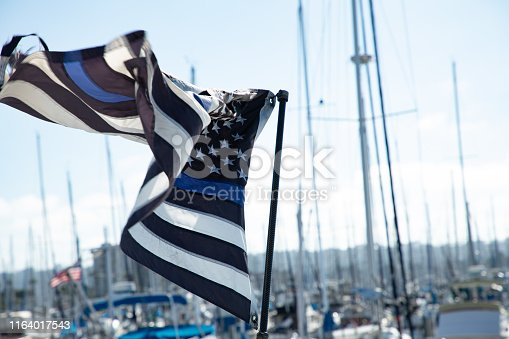 istock American Flag 1164017543