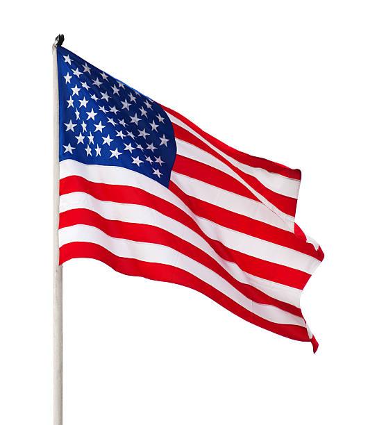 Amerikanische Flagge – Foto
