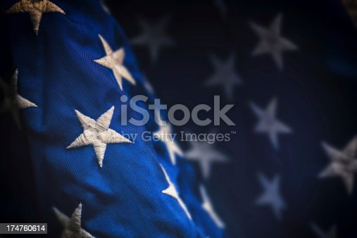 istock american flag 174760614