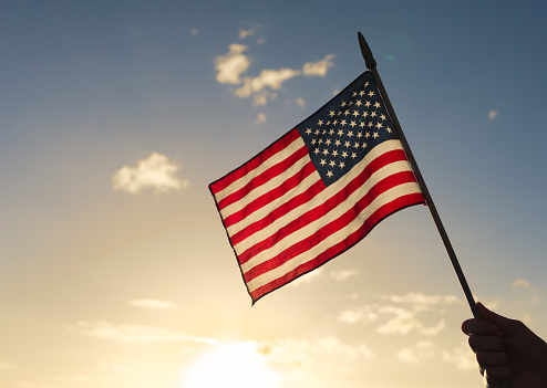 istock American flag 503707044