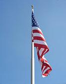 istock American flag 595154948