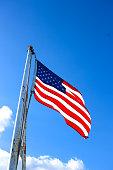 istock American flag 622807538