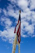 istock American flag 622807690