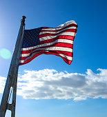 istock American flag 622807778