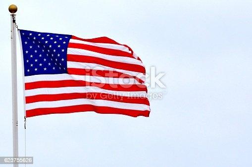 istock American Flag 623755626