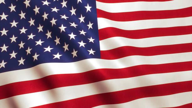 usa american flag - usa flag stock photos and pictures