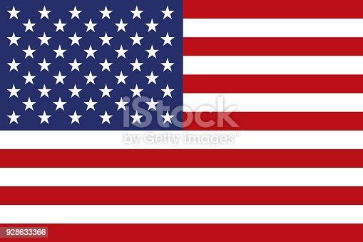 istock American flag 928633366