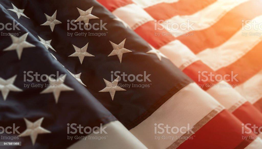 美國國旗圖像檔