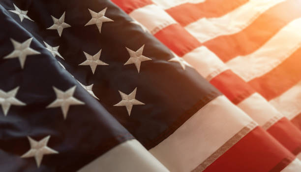 b49f93c7c604 Top 60 American Flag Stock Photos