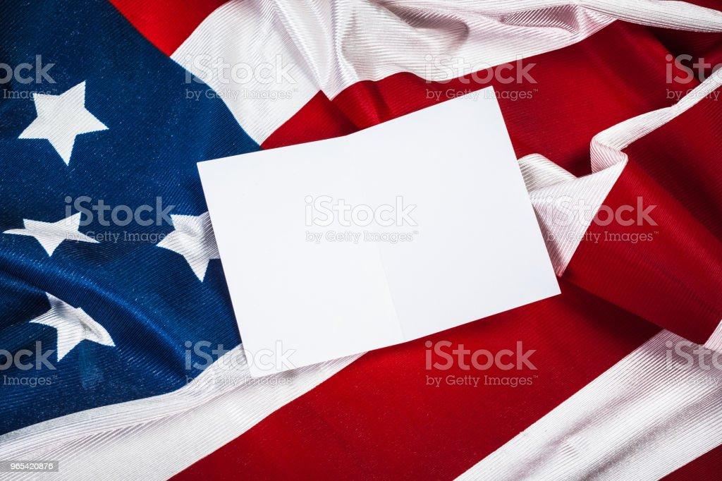 American Flag zbiór zdjęć royalty-free