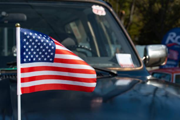 american flag, united states - biden стоковые фото и изображения