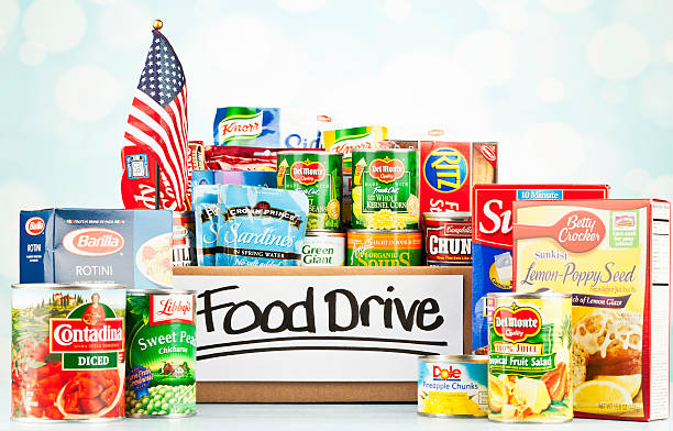American Food Drive Collection  food drive stock pictures, royalty-free photos & images