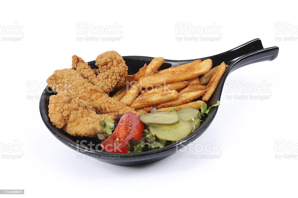 American Food royalty-free stock photo