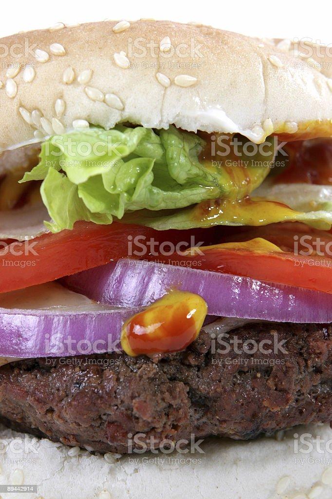 American Food Series royalty-free stock photo