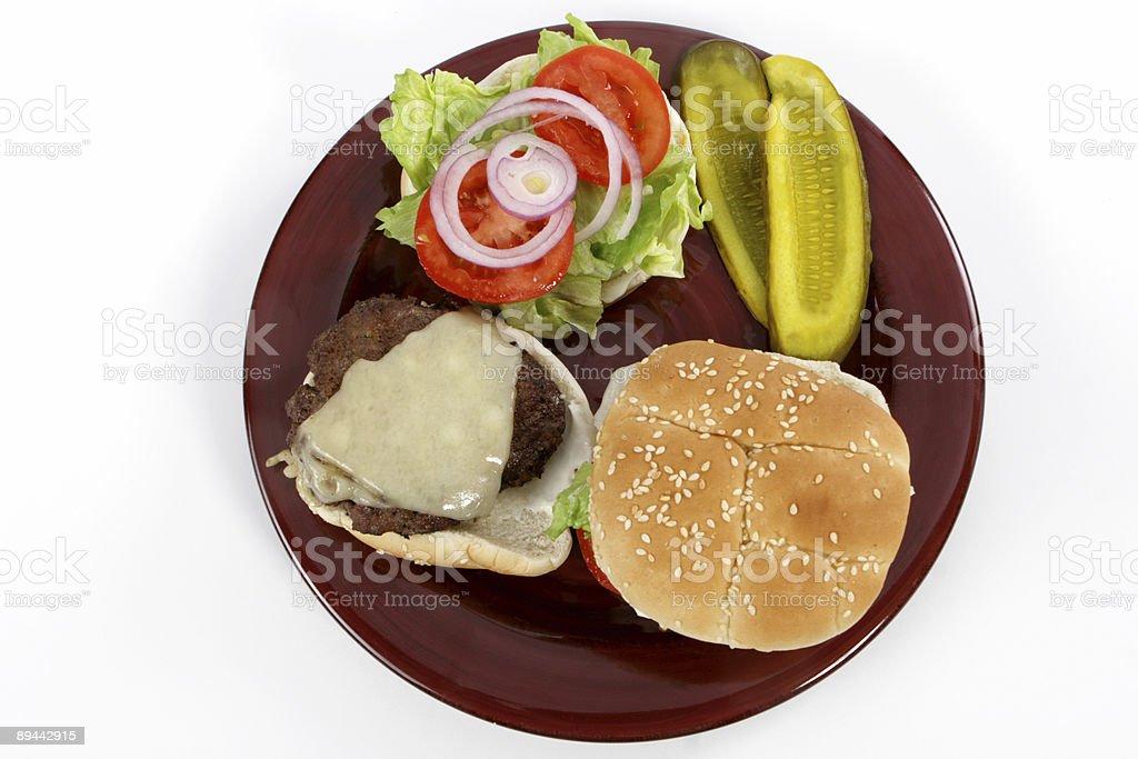 Cuisine américaine Series photo libre de droits