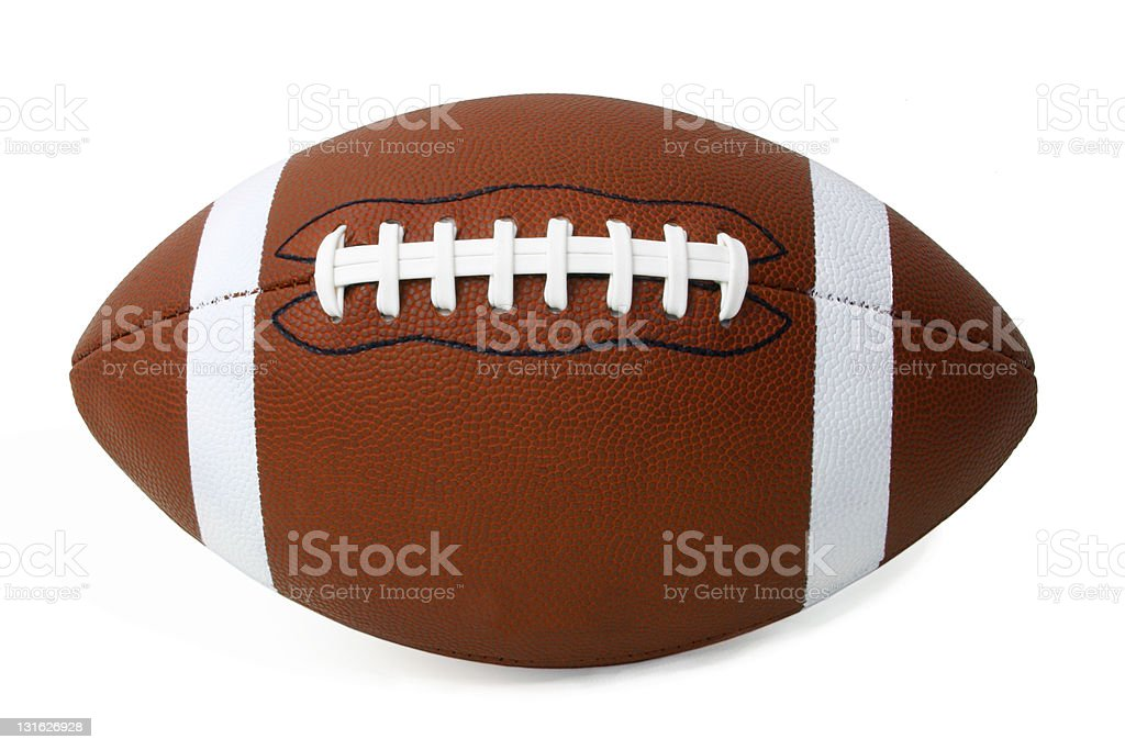 American Football 2 stock photo