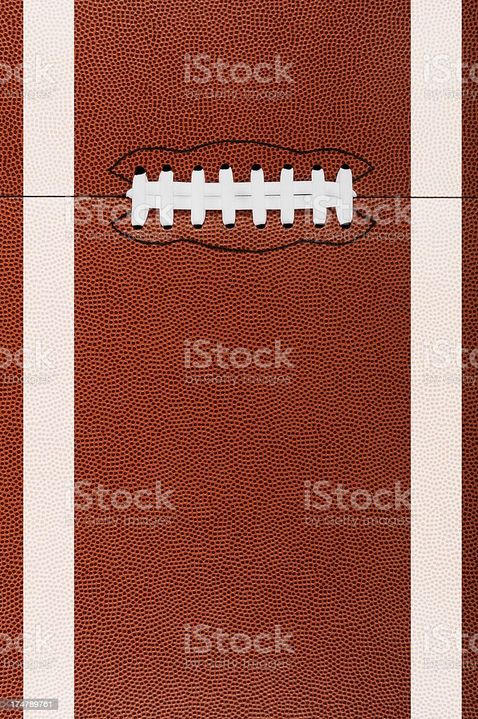 American Football Background for High School or College stock photo