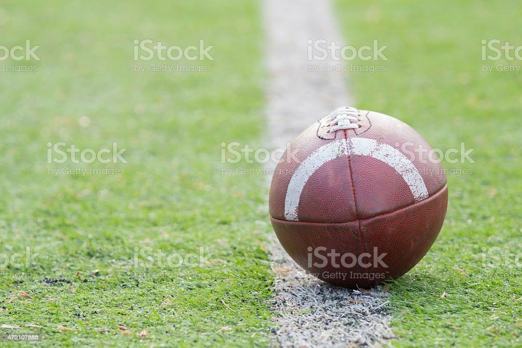 Ballon de football américain - Photo
