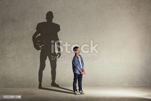 istock American Football champion 1022091298