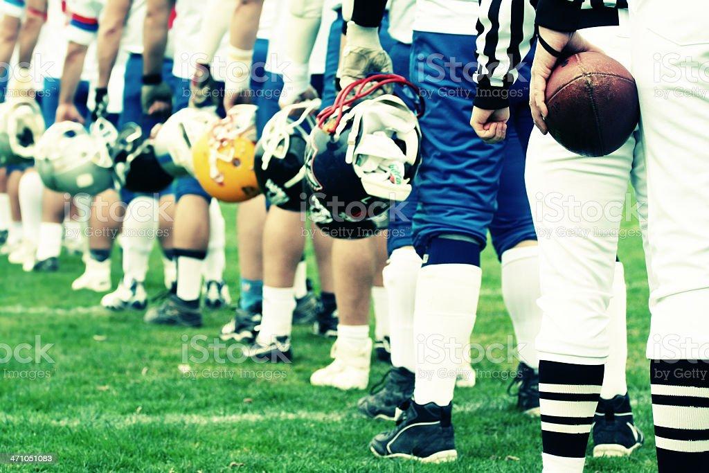 Konzept-American football TEAM – Foto
