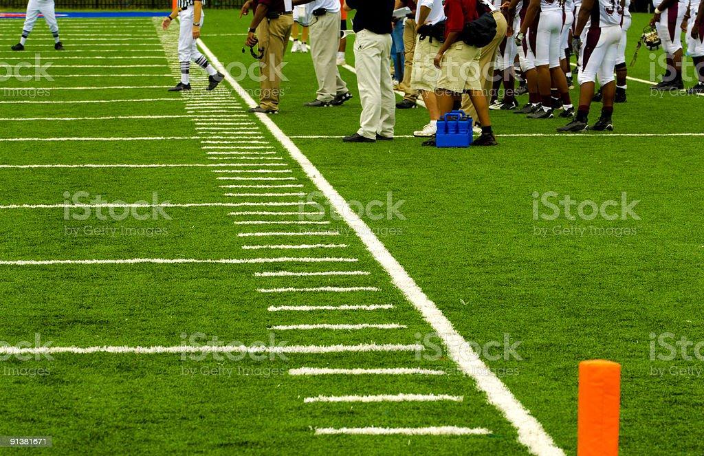 american football spiel