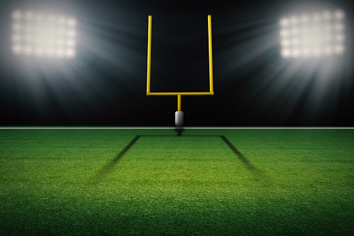 American Football Field Goal