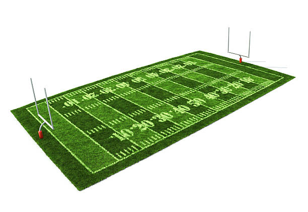Royalty Free Cartoon Football Field Pictures Images And Stock