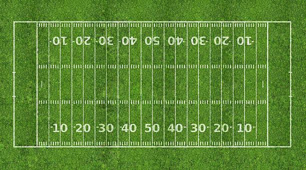American football field American football field american football field stock pictures, royalty-free photos & images