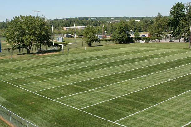 American-football-Feld – Foto
