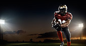 istock American football in action 492784352