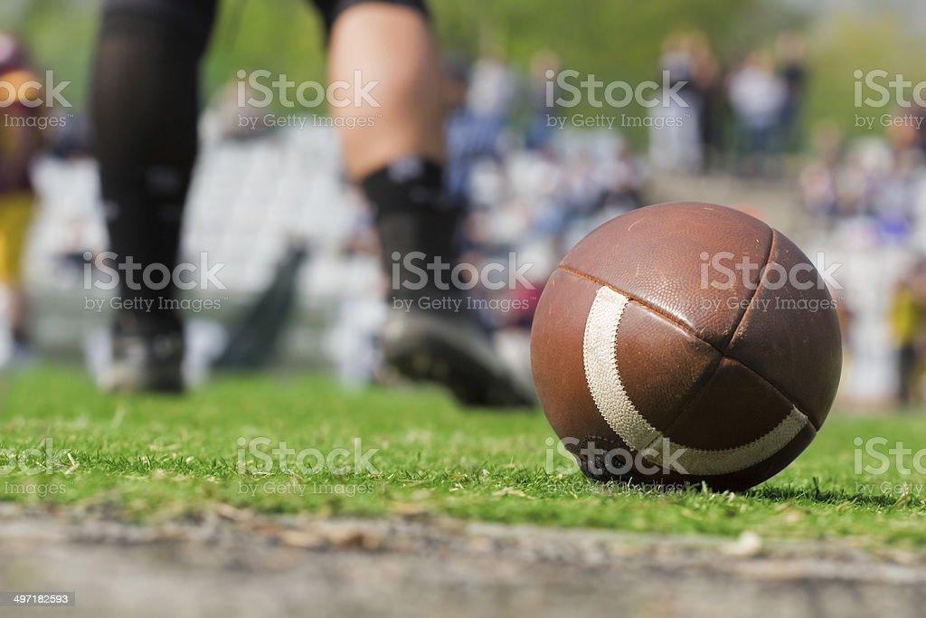 Joueur de football américain - Photo