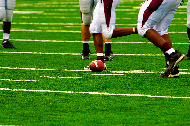 American Football  canadian football league stock pictures, royalty-free photos & images
