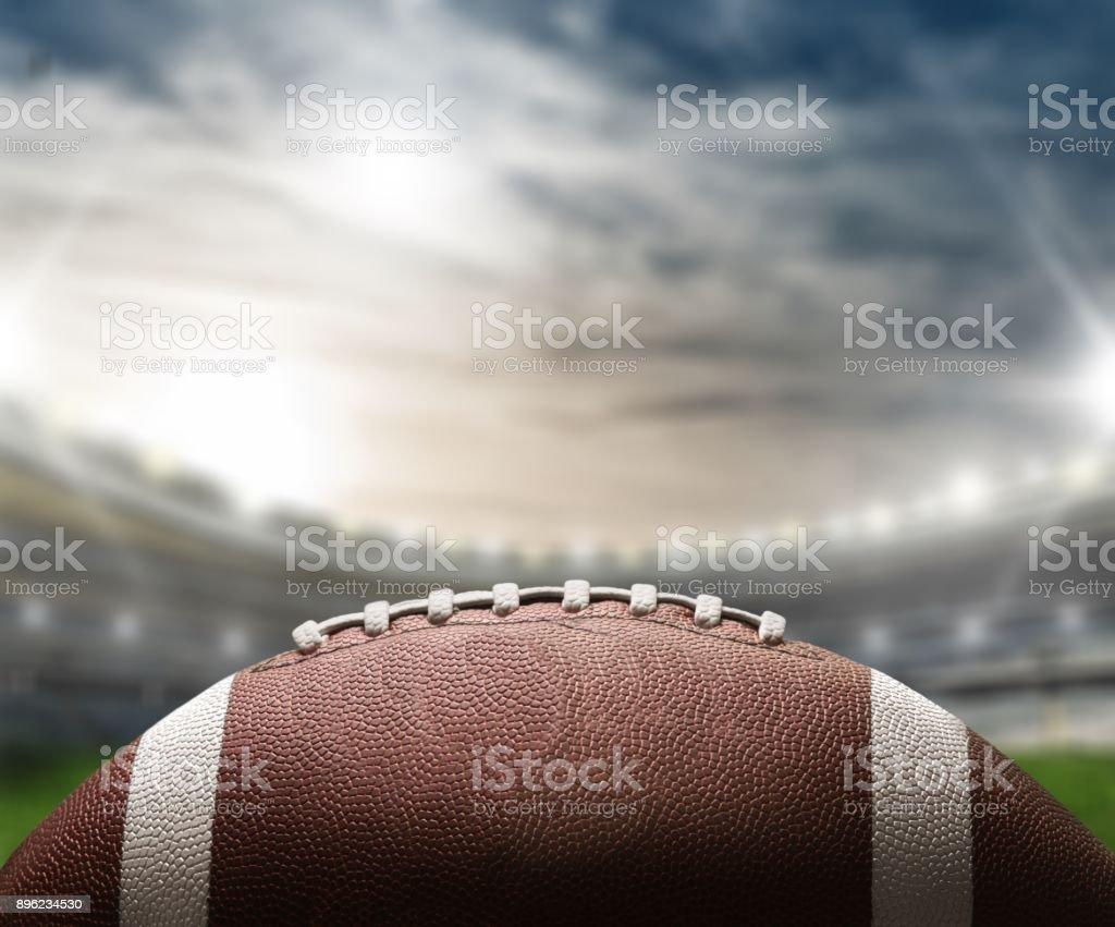 football américain. - Photo