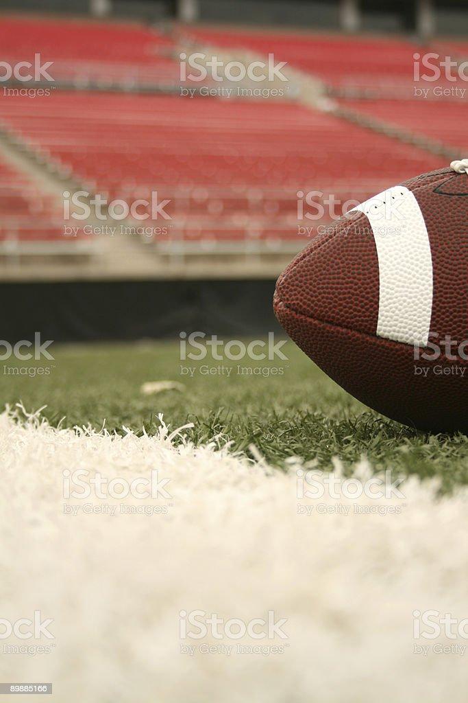 Американский Футбол Стоковые фото Стоковая фотография