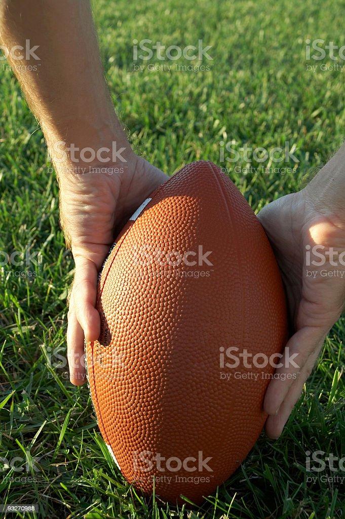 American Football #1 royalty-free stock photo
