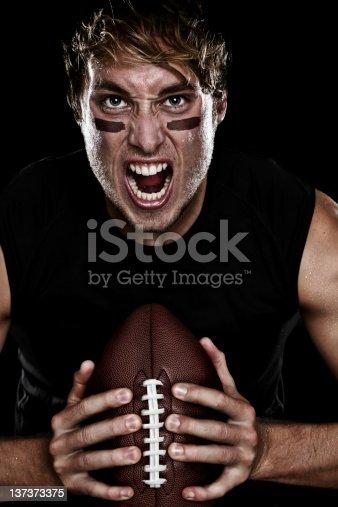 istock American football player 137373375