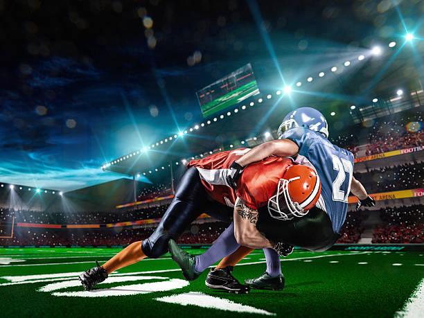 American football player  – Foto
