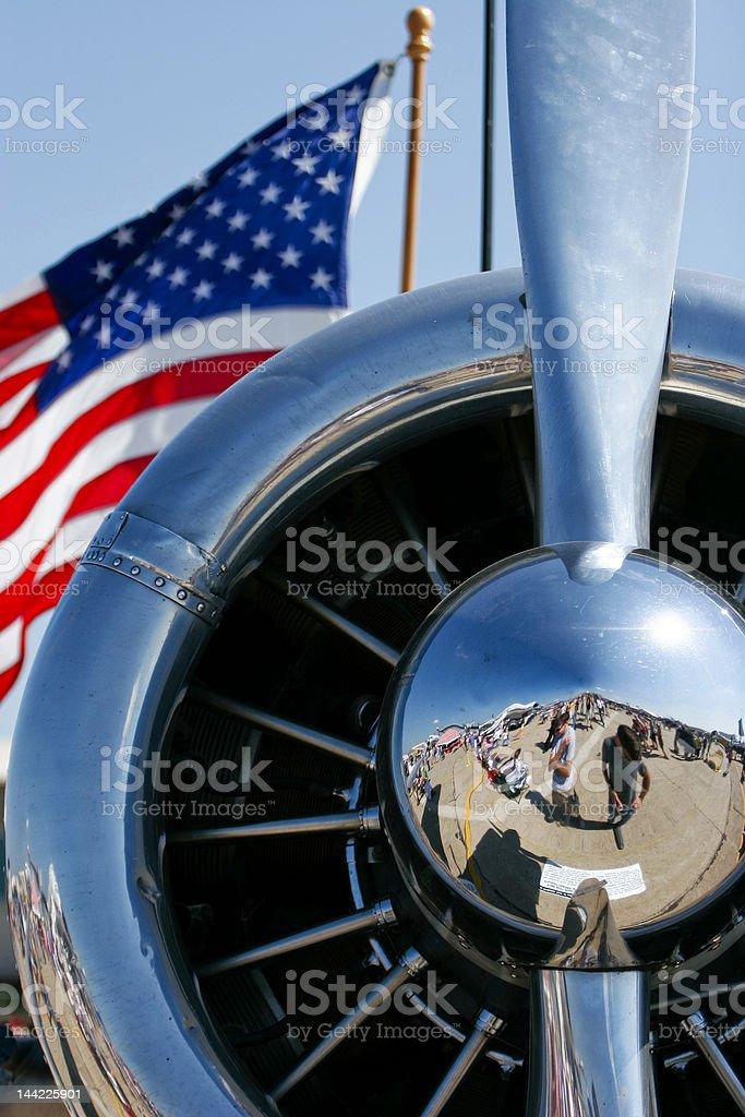 American Freedom royalty-free stock photo