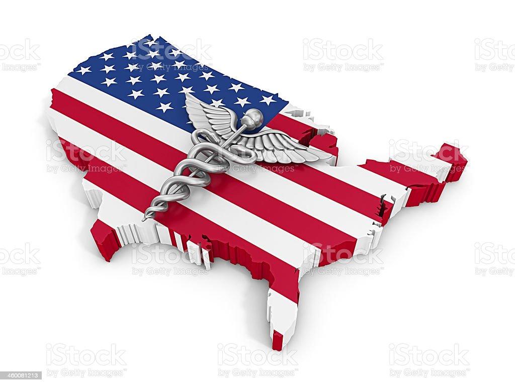 american healthcare stock photo