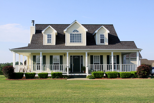 istock American Home-Modern Country Style 471428015