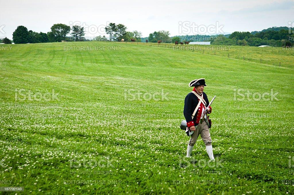 American Independance Miliz – Foto