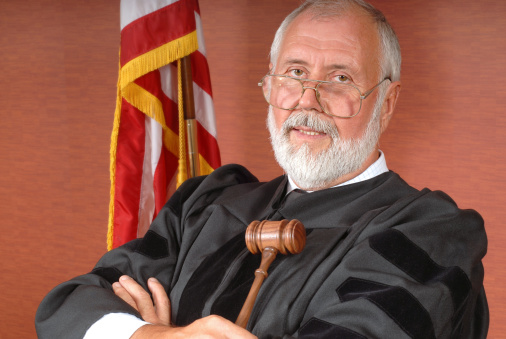 American Judge Stock Photo - Download Image Now