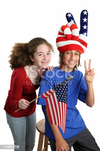 96695299 istock photo American Kids Vertical 115892218