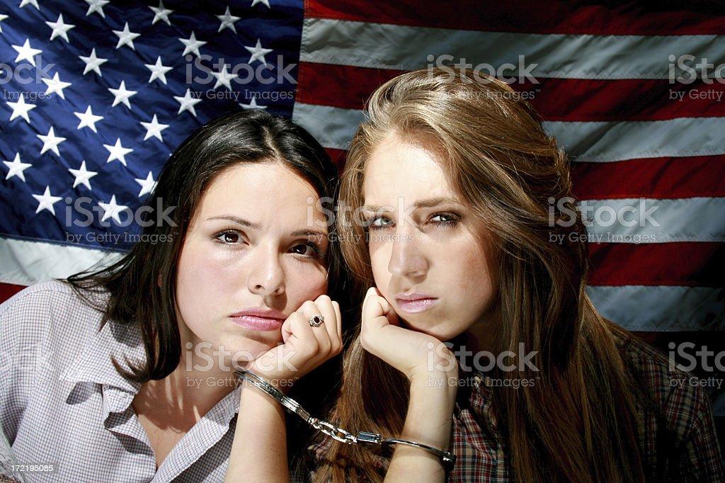 American Liberty stock photo