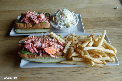 The American lobster is known as Maine lobster too. He is bigger than European counterpart