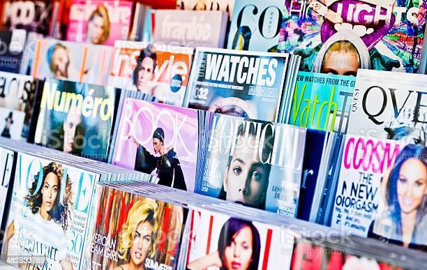 American magazines displayed for sale on newsstand picture id482803769?b=1&k=6&m=482803769&s=612x612&h=djaorjubklugucswgoqi1sj rxn6qnayigchrcfvv9q=