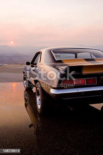 istock American Muscle Car 108226513